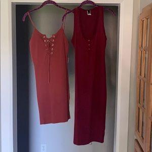 Stretchy dresses